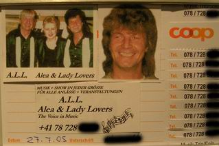 Alea & Lady Lovers